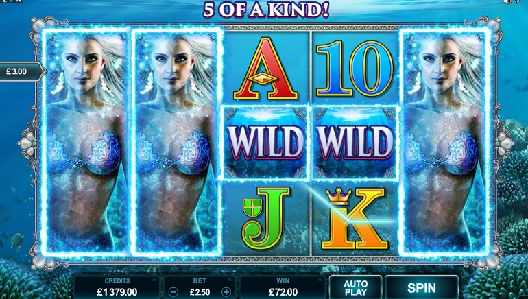 Microgaming Casinos Get Five New Games for May