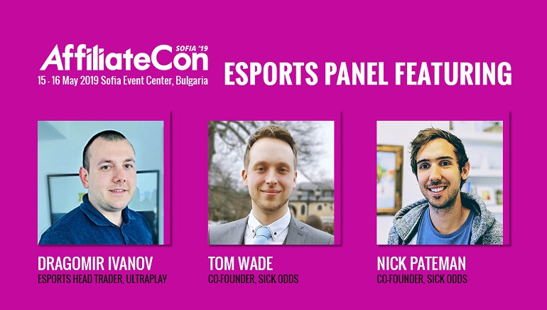 Affiliate Programs and eSports Come Together at Expert Panel in Sofia This Month
