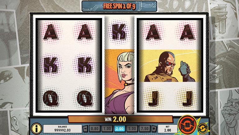 Play'n GO Unleashes Agent Destiny Slot