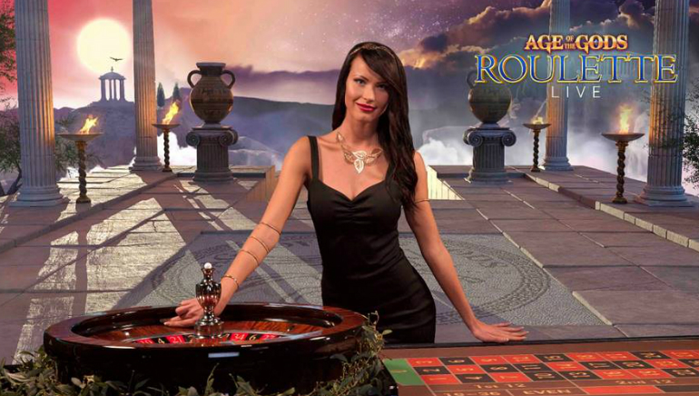 Playtech Unleashes Age of the Gods Roulette