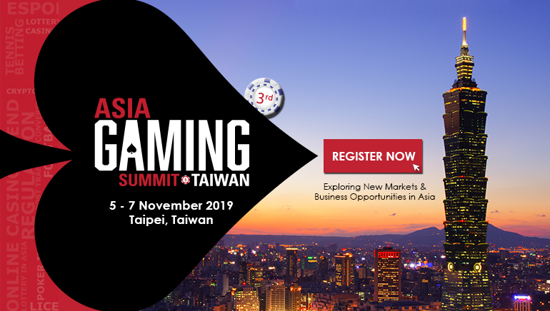 Asia Gaming Summit Arrives Just in Time This November in Taipei