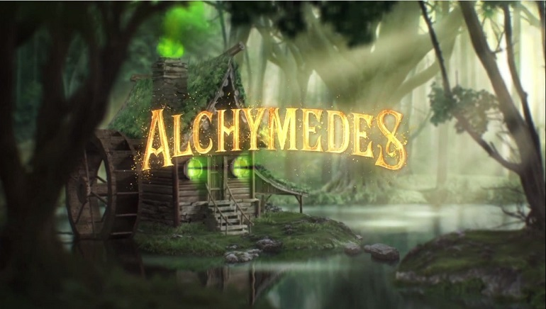 Slot Review: Alchymedes from Yggdrasil