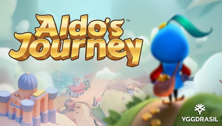 Take To The Road With The New Aldo's Journey Slot From Yggdrasil