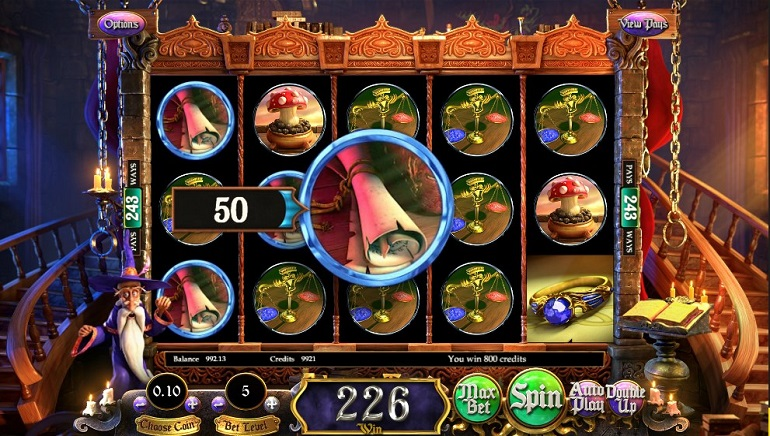 Betsoft Releases New Video Slot: Alkemor's Tower