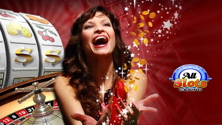 Scratch And Win Big, With All Slots Casino Today