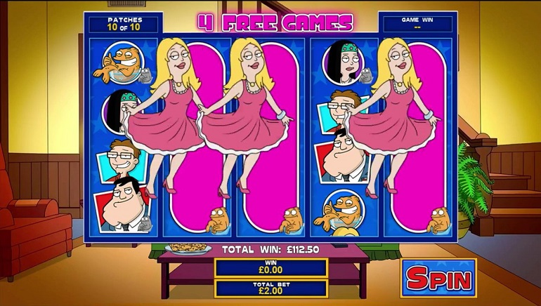 Playtech Strikes Again with American Dad! Slot Based on Popular Animated Sitcom