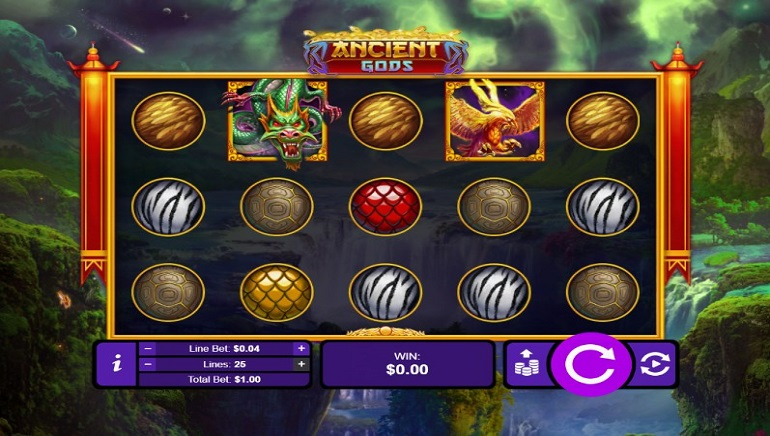 Discover The Ancient Gods Slot From Realtime Gaming