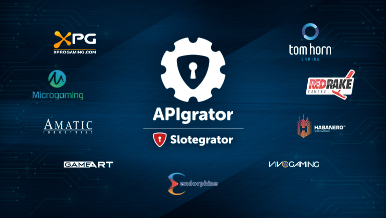 Slotegrator Re-branding Their Integration Protocol into APIgrator