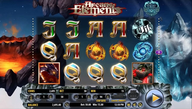 New Habanero Slot Released: Arcane Elements