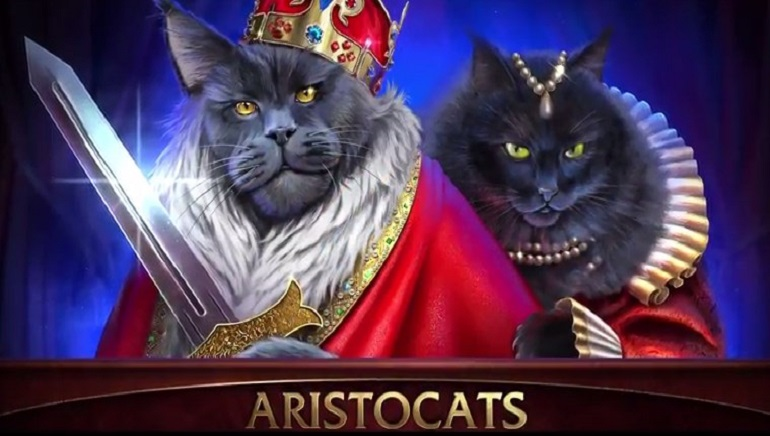 Endorphina Reveals Aristocats Slot with Cutest Presentation at EiG Berlin