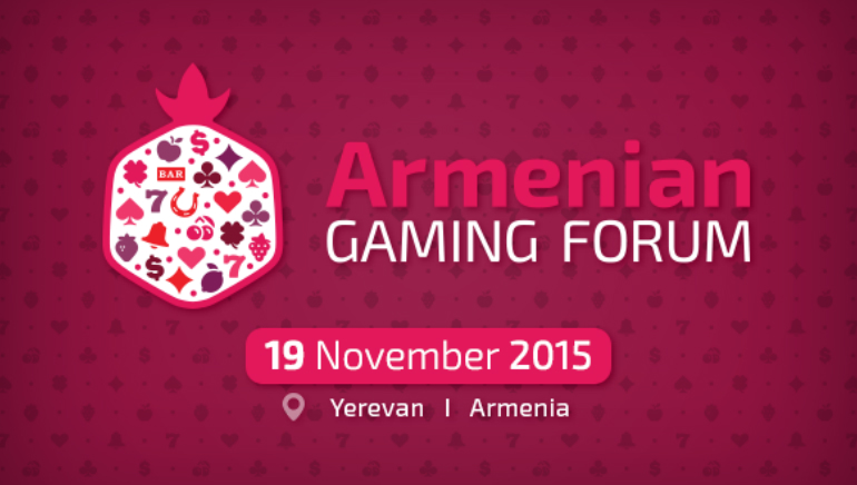 The Armenian Gaming Forum Takes Place November 19