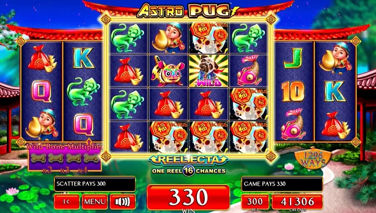 Lightning Box Releases Dog-friendly Astro Pug Slot