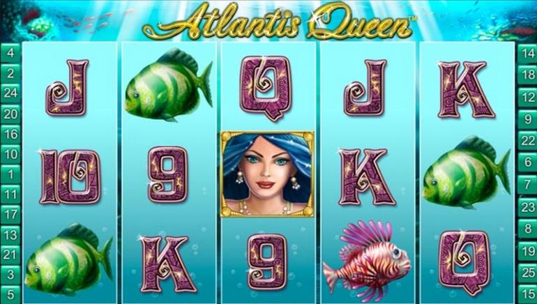 Atlantis Queen Preview at bet365 Casino