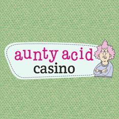 Aunty Acid Casino Review