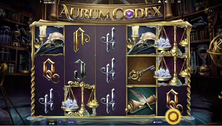 Slot Review: Aurum Codex by Red Tiger Gaming