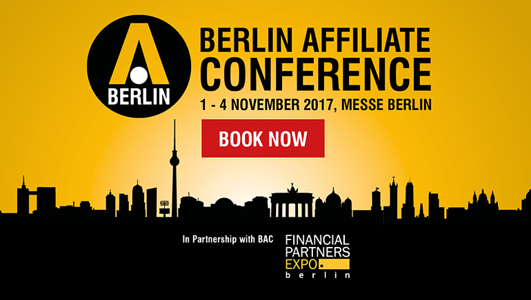Nearly 100 Countries Represented at 2017 Berlin Affiliate Conference in November
