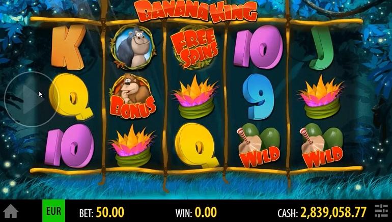 WorldMatch Slot Banana King Pays Out €686,000 Massive Jackpot