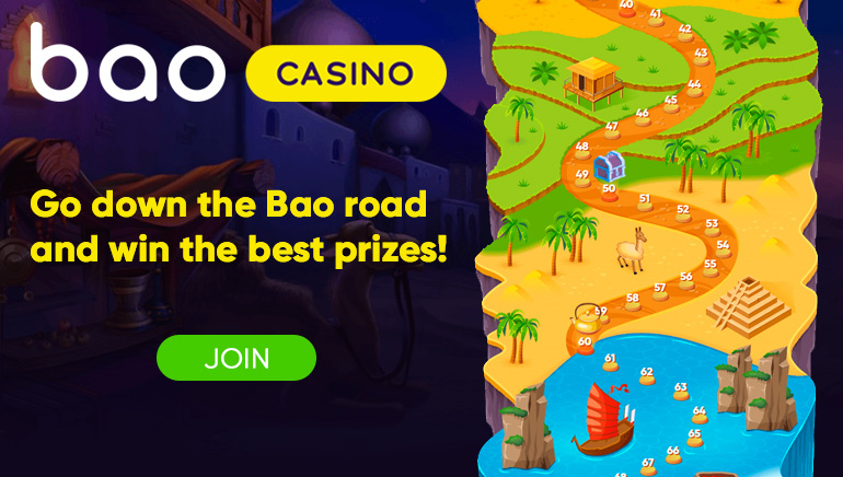 Bao Casino Quest Bristles with 100 Levels of Magical Prizes