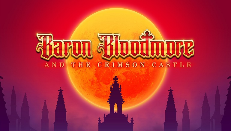 A Menacing Force Awaits with Baron Bloodmore and the Crimson Castle Slot