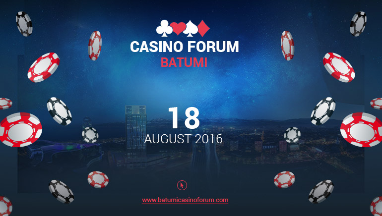 Slotegrator and Local Officials Highlight Today's Batumi Conference