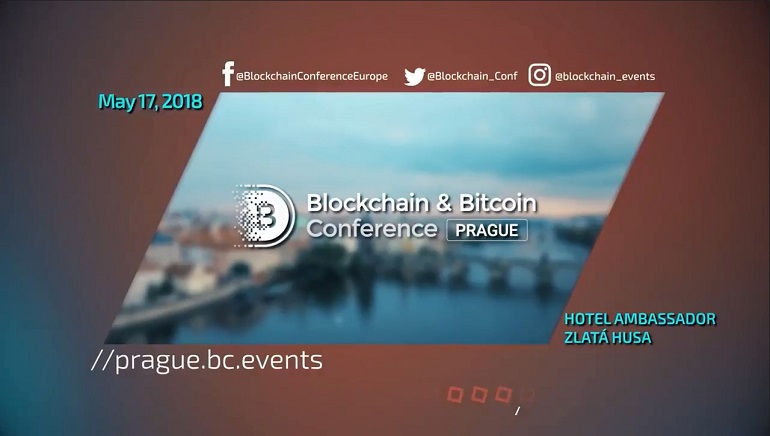 Speakers from IBM and European Parliament Joining Prague Blockchain & Bitcoin Conference