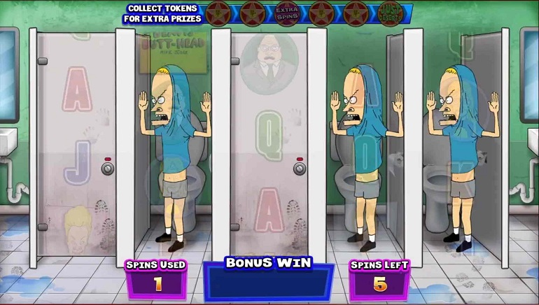Beavis and Butt-Head Slot from Blueprint Gaming Coming Soon