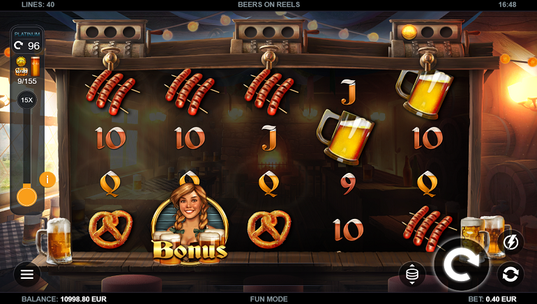 Drink A Toast To New Beers On Reels Slot From Kalamba Games