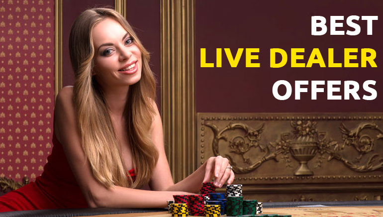 The Top Live Dealer Casinos for the Ultimate Brick & Mortar Experience