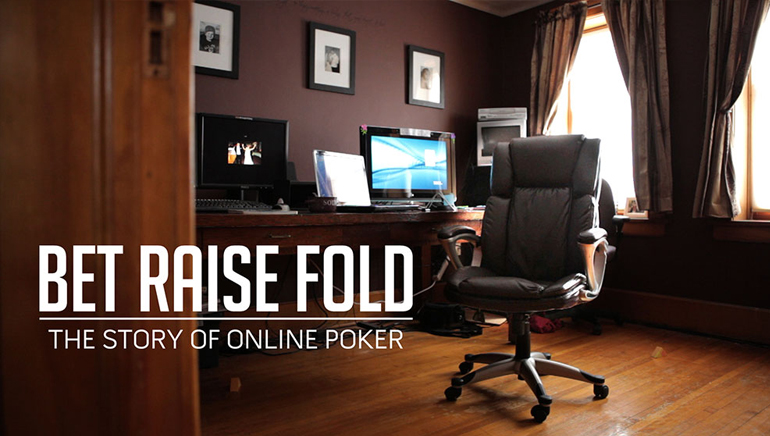 Bet Raise Fold Hits the Big Screen