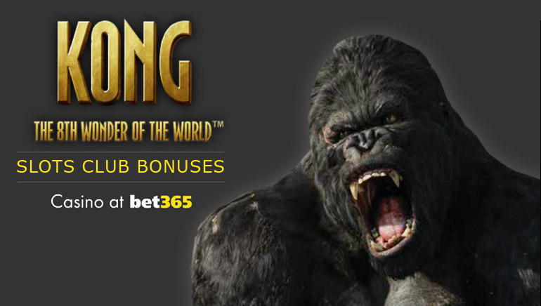 bet365 Offers: Slots Club Prizes and Welcome Bonus