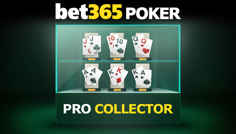 bet365 Rewards True Poker Collectors with Loads of Freerolls
