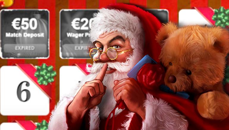 BETAT Casino Reveals Advent Calendar