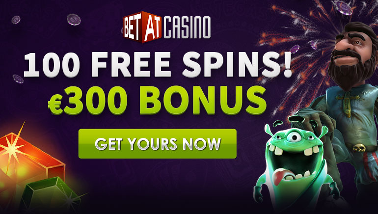 100 Free Spins to Enjoy BETAT Casino's Newly Launched NetEnt Game Portfolio