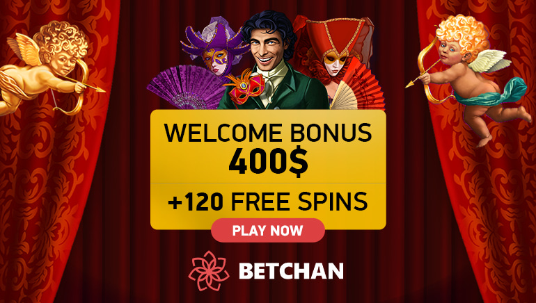 Claim Up to $400 and 120 Free Spins at Betchan Casino