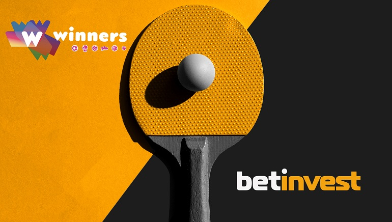 BetInvest Invests in the Future of Sports Betting with a Bold New Table Tennis Solution