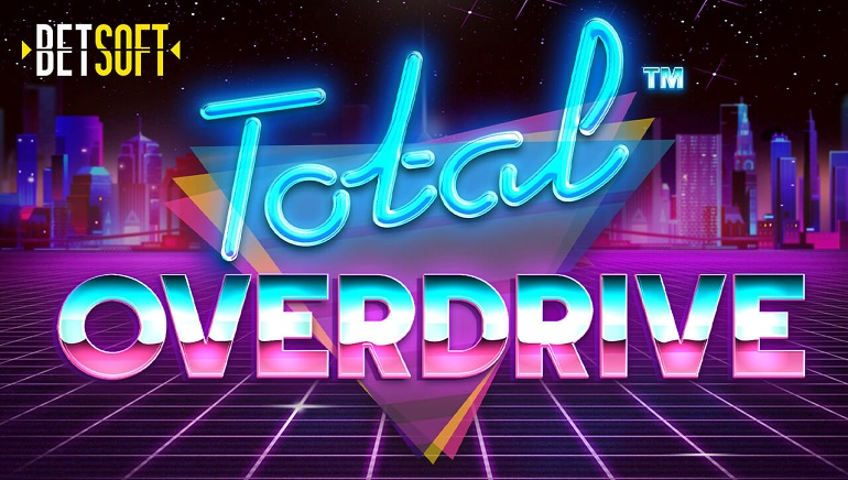 Take a Wild Ride with Betsoft's Total Overdrive Video Slot
