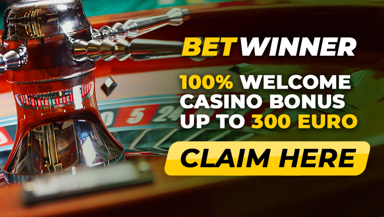 Grab a €300 Welcome Bonus at BetWinner Casino