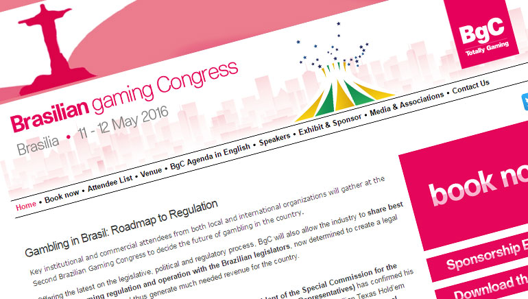 The Brazilian Gaming Congress Helped Reassure Support For Gambling Bill