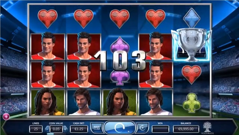 Yggdrasil Releases New Football Themed Slot Bicicleta