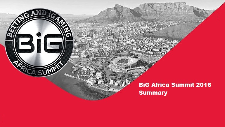 Go Africa! Summing-up Another Successful BiG Africa Summit