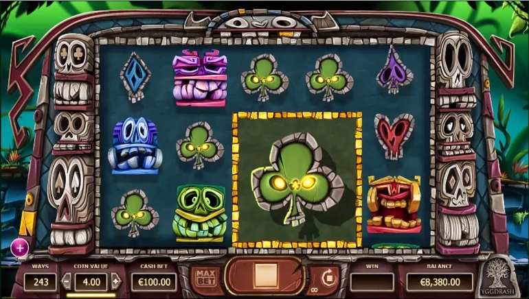 Big Blox a Big Hit: Yggdrasil's Newest Slot Hits Casinos