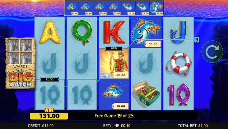 Blueprint Gaming Reels In Jackpots With 'Fishin' Frenzy: The Big Catch' Slot