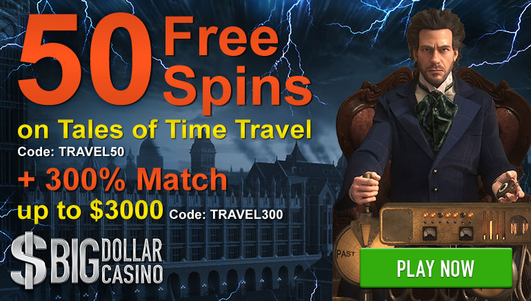 Big Dollar Casino offers 99% Bonus to New Players