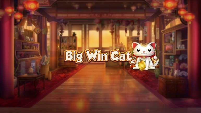 New Play'n GO Slot, Big Win Cat, Releases Today