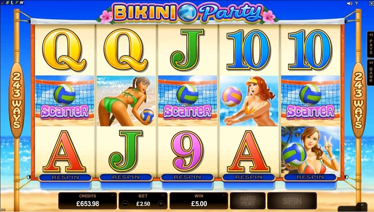 Special: Summer Themed Slots for The Hot Season