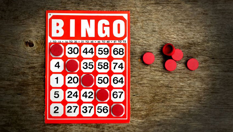 God's in Heaven - Bingo Number 7