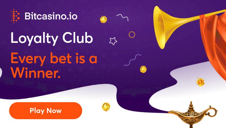 Bitcasino.io Introduces New Loyalty Club