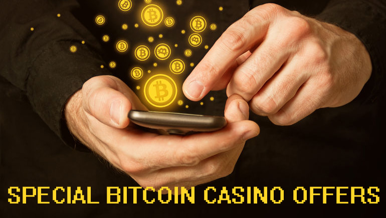 Have a Hot Summer with Special Offers from Bitcoin Casinos
