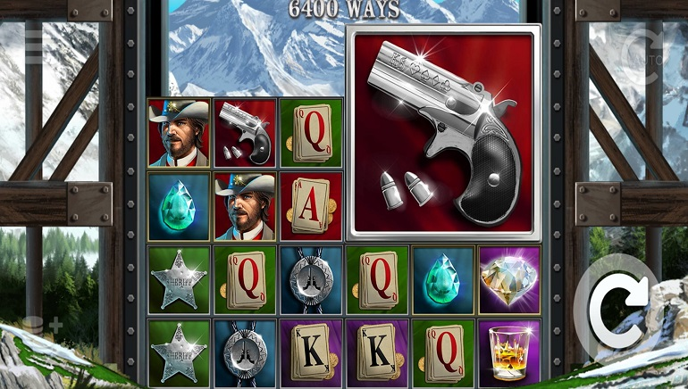 Black River Gold Slot From ELK Studios Is An Action-Packed Western Adventure