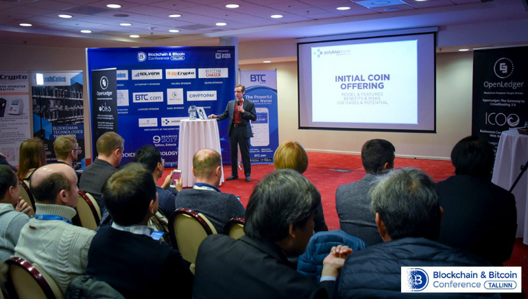 Super Talent in Tallinn: Blockchain and Bitcoin Conference Tallinn's Rousing Success